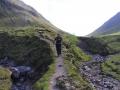 Retour en vallée
