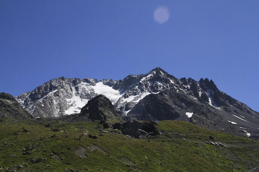 Mont Péclet