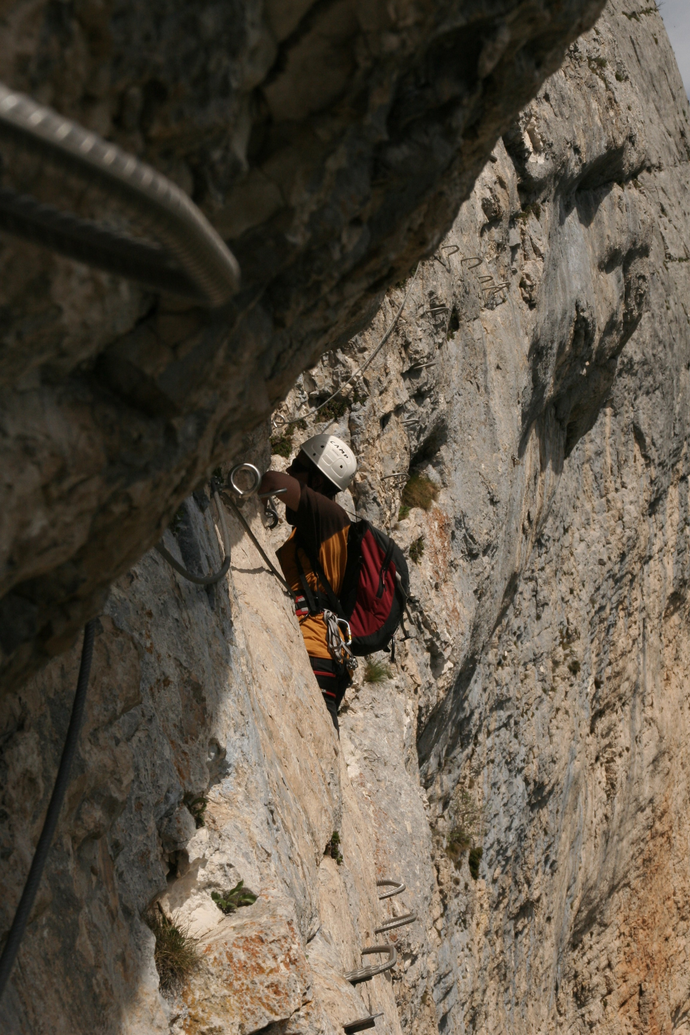 Via ferrata de Chironne