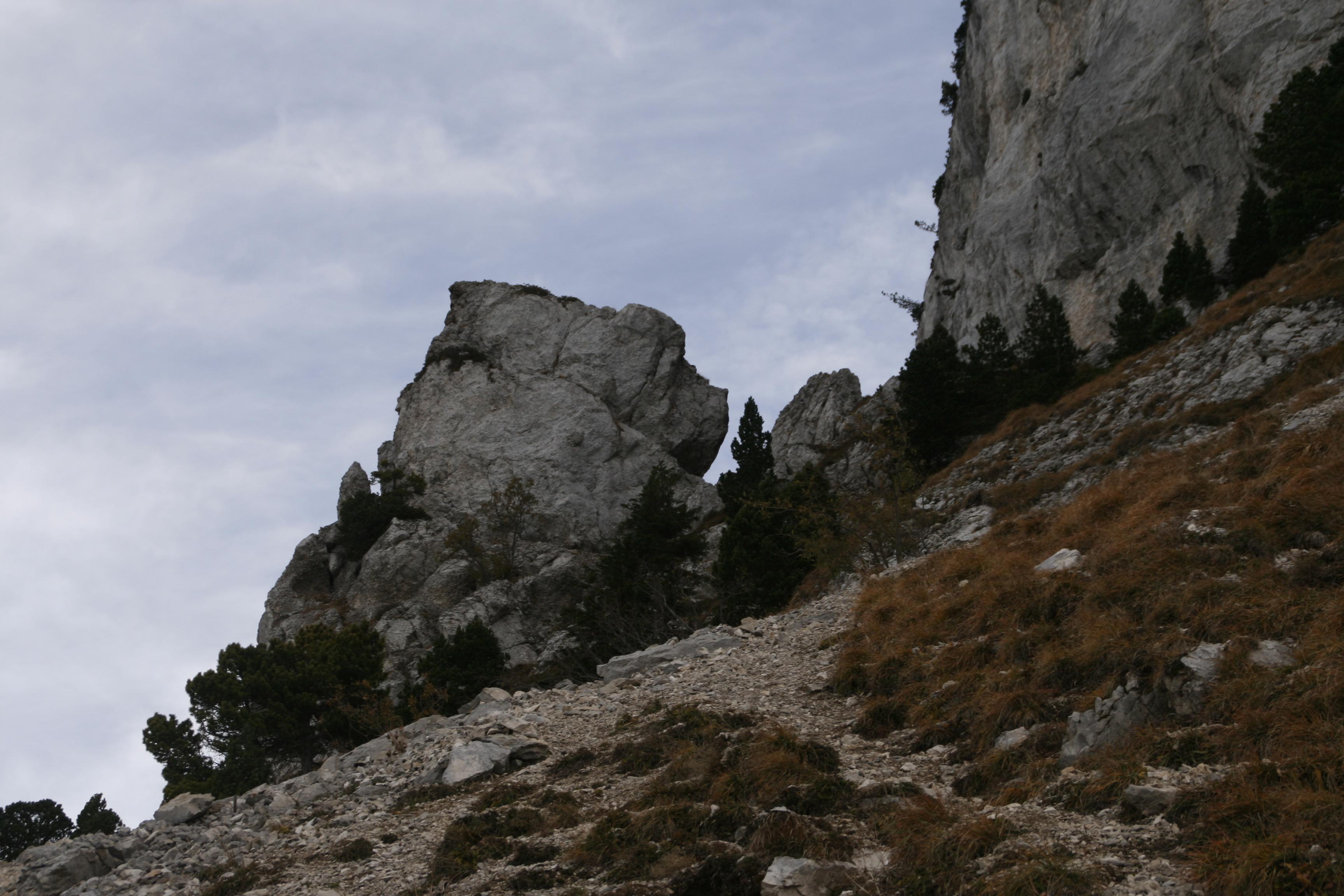 Mont Margériaz par le Golet et le Trou de l'Agneau