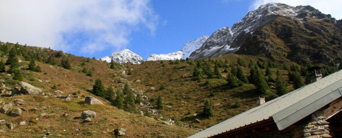 Tour des chalets de la Valloire